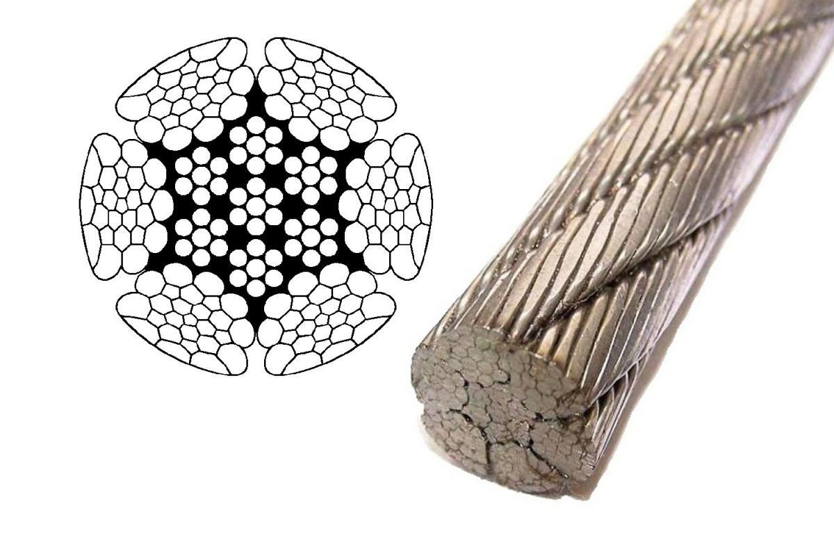 valcované lano Image